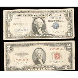 Lot of Paper Money