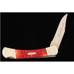 "Case ""Lockback"" One-Blade Jack Knife"