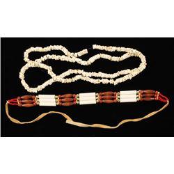 Antique Snake Vertebrae Necklace