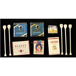 Vintage Cigarette Lot
