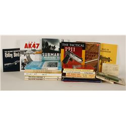 Lot of 30 Firearm Reference Books
