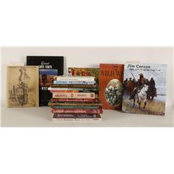 Lot of 21 Books on the American West