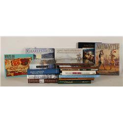Lot of 19 Books on Americana