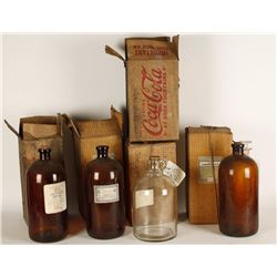 Collection of Apothecary Containers