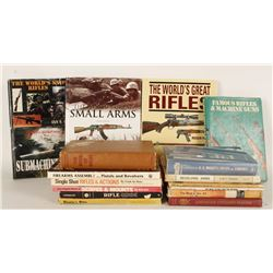 Lot of 17 Firearm Reference Books