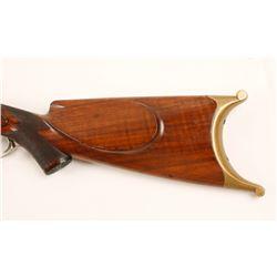 Rein Schuetzen Rifle Cal: .38 SN: 2