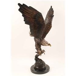 Fine Art Bronze by J. Moigniez