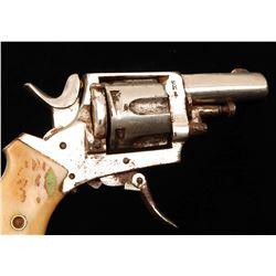 British Bulldog Revolver .38 NVSN