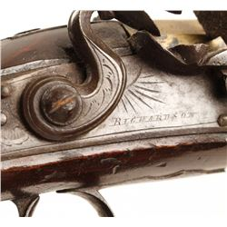 Richardson Flintlock Pistol NVSN