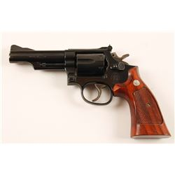 Smith & Wesson 19-5 Cal: .357 Mag SN: ADS6640