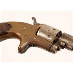 Colt Open Top Pocket .22 S/L SN: 60514