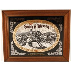 Smith & Wesson Advertiser Mirror