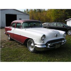 1955 Oldsmobile Super 88 - 4 Door Sedan (with appraisal)