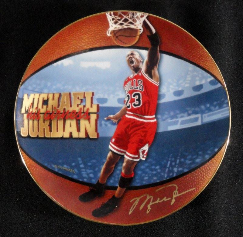 wyprzedaż ze zniżką 50% zniżki najniższa cena 1998 UPPER DECK MICHAEL JORDAN HIS AIRNESS PLATE #3