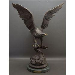 WESTER  BRONZE EAGLE (MOIGNIEZ)
