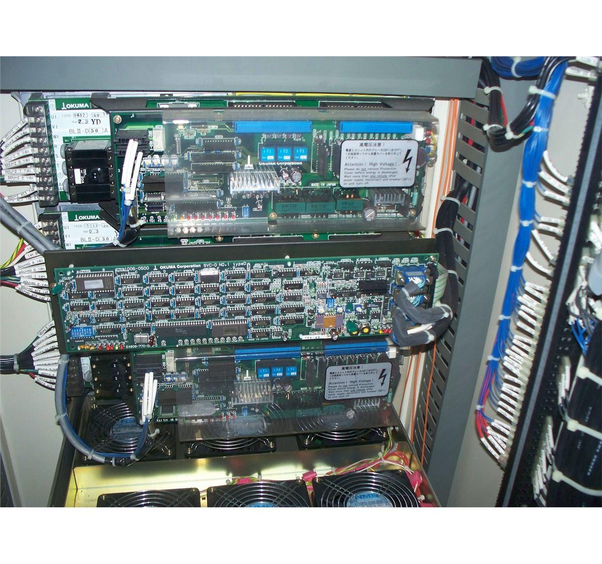 1996 Okuma Cadet V4020 CNC Vertical Machining Center