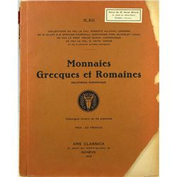 Ars Classica XIII: Allatini et al.