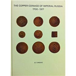 Brekke on Russian Copper Coins
