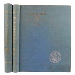 Calbeto's Compendio of Eight Reales