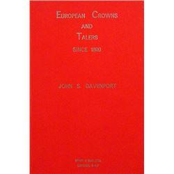 European Crowns Since 1800