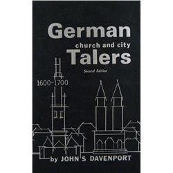 Davenport on German Church & City Thalers