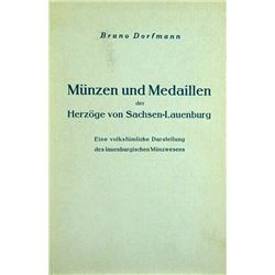 Dorfmann's Rare Work on the Coins of Laurenburg