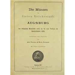 The Coinage of Augsburg