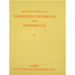Münzensammlung Erzherzog Sigismund