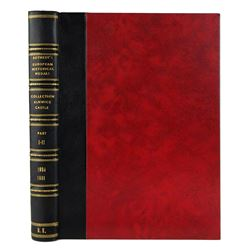 The Alnwick Castle Medal Sales, Bound in Leather