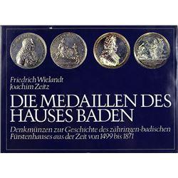 Die Medaillen des Hauses Baden
