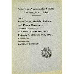 The 1910 ANA Sale