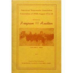 The 1938 ANA Sale