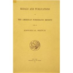 Belden on ANS Medals & Publications