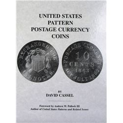 Cassel on Postage Currency Coins