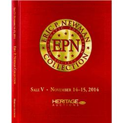 The Eric P. Newman Collection Hardcovers