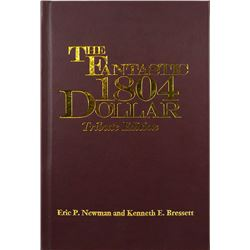 Signed Leatherbound Edition of Fantastic 1804 Dollar