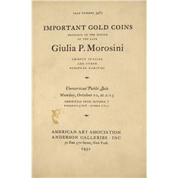 The Morosini Gold Collection