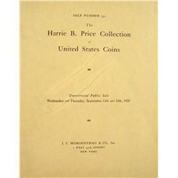 The Harrie B. Price Sale