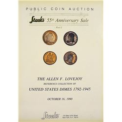 The Standalone Special Hardcover Edition of the Lovejoy Dimes