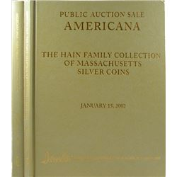 Two-Volume Hain Family Americana Sale