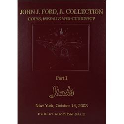 Hardcover Set of Ford Catalogues