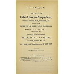 The 1864 Seavy Sale