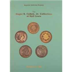 The Roger Cohen Sale, Hardcover with Photographic Plates