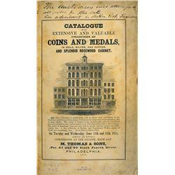 The 1855 Kline Sale, with Orosz Monograph