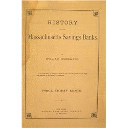 Rare Massachusetts Bank History