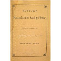 Rare Massachusetts Bank History