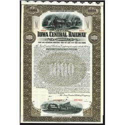Iowa Central Railway Co