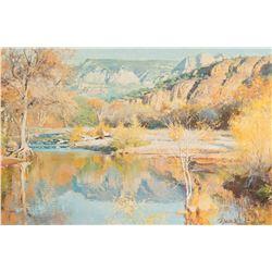 Oak Creek Reflections