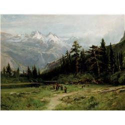 Glacier Meadow in the High Sierra