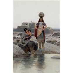 Zuni Women 1895